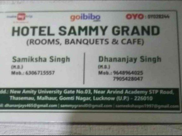Sammy Grand